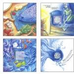 projet de conte martiniquais pour un livre d'illustrations